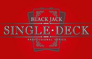 Играть на деньги в Single Deck Blackjack Professional